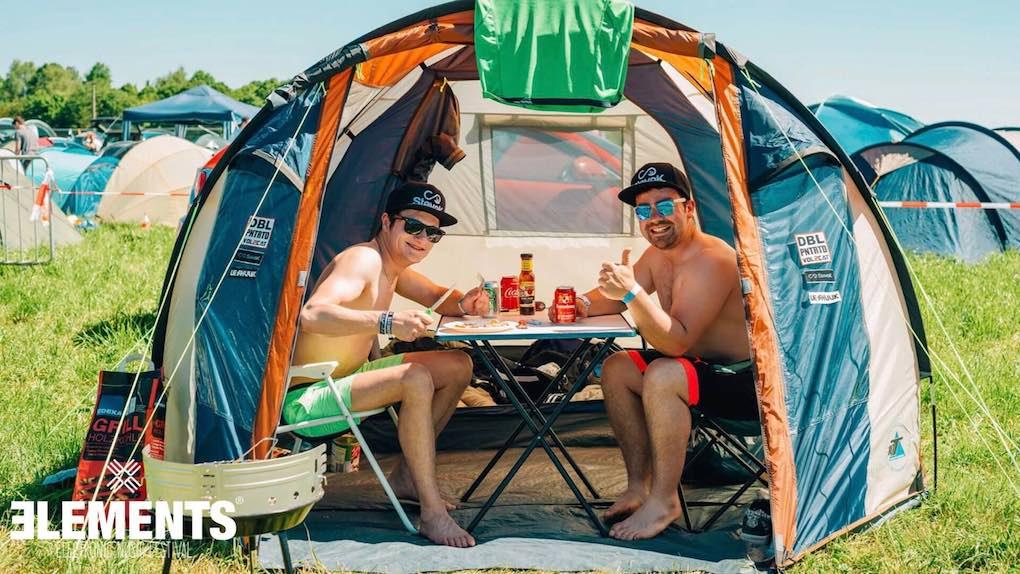 Die Camping-Ausrüstung der ultimativen Festival-Packliste