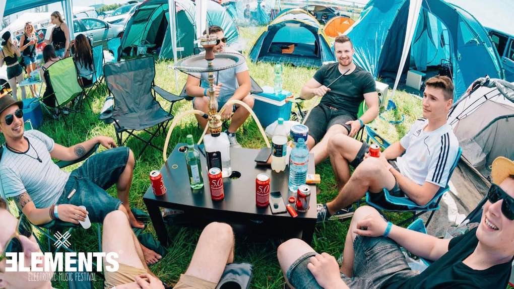 Die Verpflegung deiner ultimativen Festival Packliste